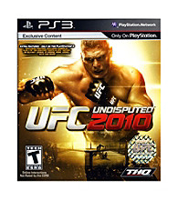 PlayStation® 3 UFC Undisputed 2010