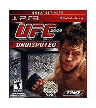 PlayStation® 3 UFC 2009: Undisputed