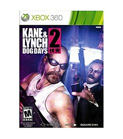 Xbox 360® Kane and Lynch 2: Dog Days