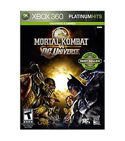 Xbox 360® Mortal Kombat vs. DC Universe