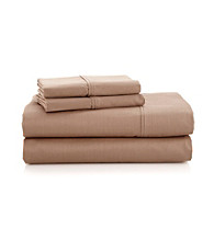 LivingQuarters Wrinkle-Free 700-Thread Count 6-pc. Sheet Sets