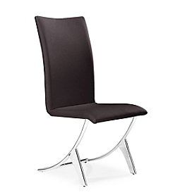 Zuo Modern Set of Two Delfin Chairs