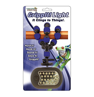 PC Treasures TreeFrog GrippIt!™ Light