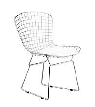 Zuo Modern Set of 2 Wire Chairs