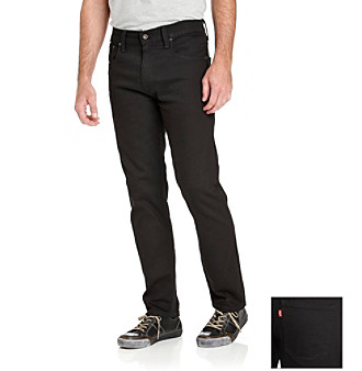 Levi's® Men's Black 508™ Taper Jeans