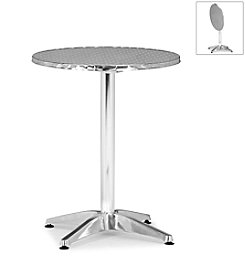 Zuo Modern Christabel Round Folding Table