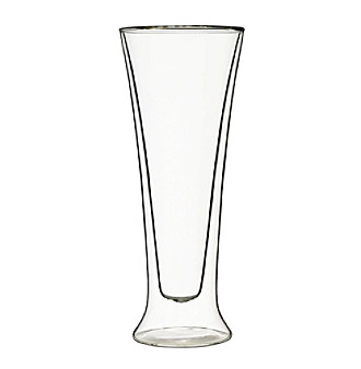 Luigi Bormioli Duos Set of 2 Pilsner Glasses