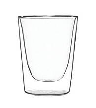 Luigi Bormioli Duos Set of 2 Double Old Fashioned Glasses
