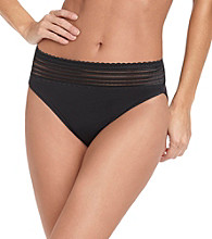 Warner's No Pinching, No Problems Lace Hi-Cut Brief