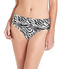 Warner's No Wedgies, No Worries Hi-Cut Briefs - Animal