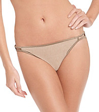 Vanity Fair® Body Shine Illumination® String Bikini - Monte Carlo Tan