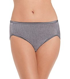 Vanity Fair® Women's Body Shine Illumination® Hi-Cut Brief