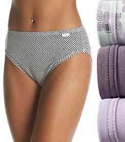 Jockey® Elance® 3 Pack French Cut Briefs