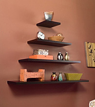 Holly & Martin Vicksburg Floating Shelf
