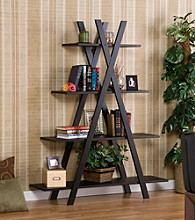 Holly & Martin™ Black Milford Etagere