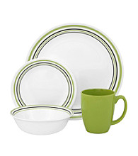 Corelle® Livingware Garden Sketch Bands 16-pc. Dinnerware Set