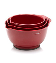 KitchenAid® Set of 3 Mixing Bowls