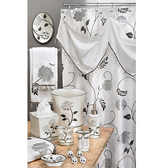 PB Home™ Avanti Bath Collection - White