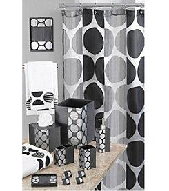 PB Home™ Metro Bath Collection - Black/Silver