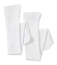 Miss Attitude Girls' 2-pk. White Tights