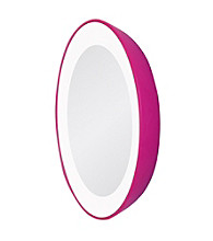 Zadro LED Lighted Spot Mirror with 10x Magnification