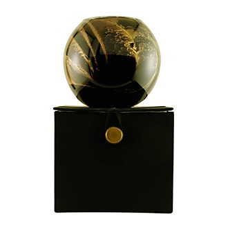 "Fragrance Net Mysteria Ebony 4"" Candle Globe"