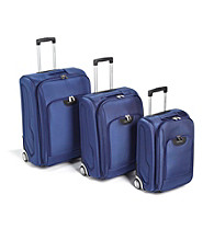 Calvin Klein Woodstock Luggage Collection