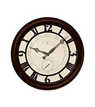 FirsTime Big Gig Wall Clock