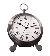 FirsTime Pocket Watch-Look Clock
