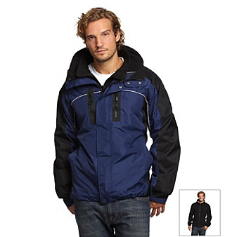 Chaps® Men's 3-in-1 Interchange Jacket