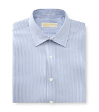 Michael Michael Kors® Men's Blue Stripe Dress Shirt