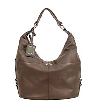 Tignanello® Polished Pockets Hobo