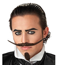 The Dandy Mustache and Chin Patch