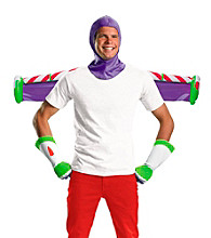 Toy Storyreg; - Buzz Lightyear Adult Costume Kit