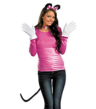 Pink Minnie Mouse Adult Costume Kit