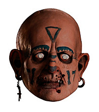 Pirates Of The Caribbean - Quartermaster Deluxe Adult Vinyl Mask