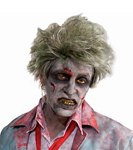 Grave Zombie Adult Synthetic Wig