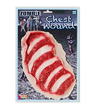 Zombie Adult Chest Wound