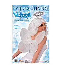 Angel Wings and Halo Adult Kit
