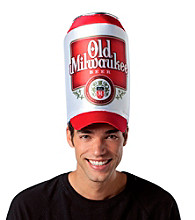 Old Milwaukee Beer Can Adult Hat