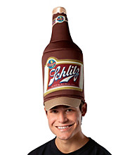 Schlitz Beer Bottle Adult Hat