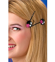 Skull Hair Barrettes