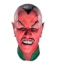 Green Lantern Movie - Deluxe Sinestro Adult Mask