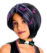 Bloody Cute Synthetic Child's Wig