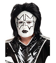 KISS - Spaceman Synthetic Child's Wig