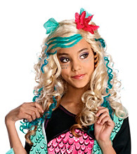 Monster High - Lagoona Blue Synthetic Child's Wig