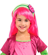 Strawberry Shortcake® - Raspberry Tart Synthetic Child's Wig