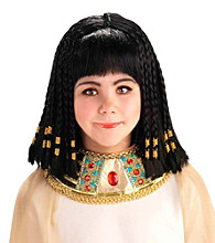Queen Of The Nile Synthetic Child's Wig