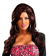 Jersey Shore - Snooki Adult Wig