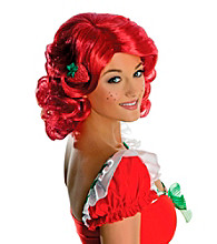 Strawberry Shortcake® - Deluxe Strawberry Shortcake® Adult Wig